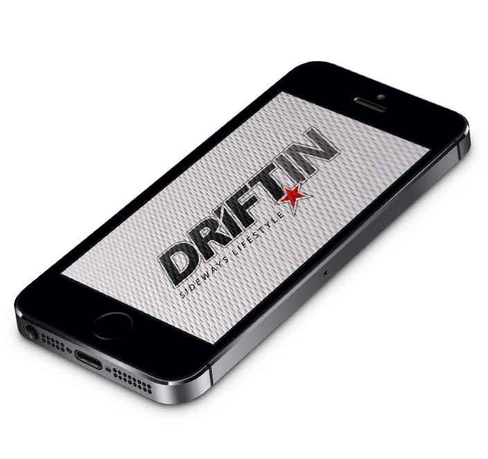 Drift.in Corporate Identity